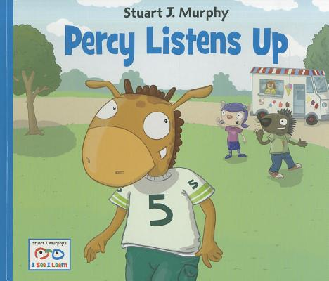 Percy Listens Up By Murphy, Stuart J.